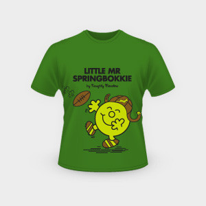 Little Mr Springbokkie T-Shirt